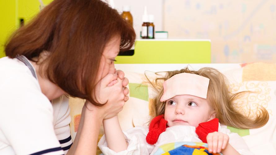 Что делать, чтобы ребенок реже болел.fw