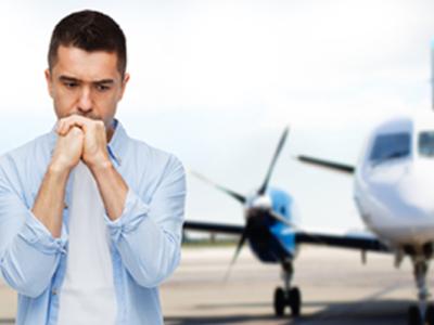 Аэрофобия. Как избавиться от страха летать на самолетах?